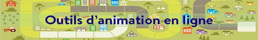 Outils d'animation en ligne