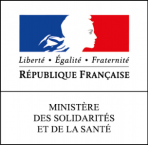 Logo du Ministère des Solidarités et de la Santé