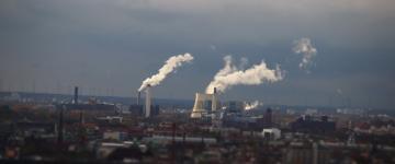 Pollution de l'air extérieur - Crédit photo : Valentin Baciu