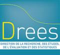 Logo de la DREES